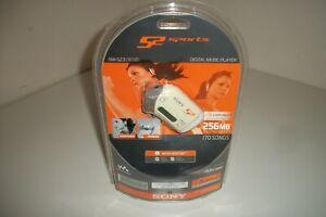 Sony Walkman NW-S23 White 256 MB Digital Music Player - Brand New & Sealed