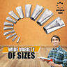14 PCS Mighty Caulking Finisher Tool and Scraper Set Nozzle Spatulas Filler New
