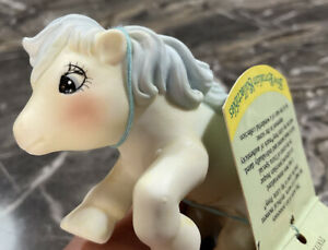 My Little Pony Porcelain Collection Figurine Tootsie 1985 Hasbro 5123 Rare