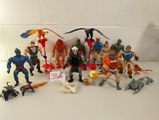 MOTU Lot Vintage Original Masters of the Universe He-Man Buzz Saw Blade Rio Blas