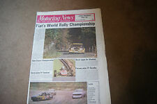 Motoring News 10th November 1977 Tour of Corsica & Wyedean Rally F1 GP Review
