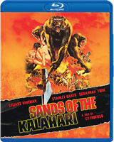 Sands of the Kalahari [New Blu-ray]