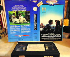 CAMERA CON VISTA ( JAMES IVORY )#VHS - NO BOX - SENZA BOX#