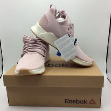Reebok Womens Guresu 2.0 Running Shoes Pink Lace Up Sneakers CN6614 5 New