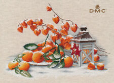 Counted Cross Stitch Kit OVEN 1417 - Christmas Eve