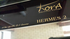 Kora Hermes 2 DAC for cd transport / cd player - 2x 12au7 or 6922 230V as NEW !
