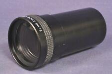 ELMO Zoom Lens 70 - 120 Objektiv Projektionsoptik Diaprojektor Projector Lens