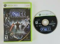 XBOX 360 Star Wars Force Unleashed Teen Rated Game