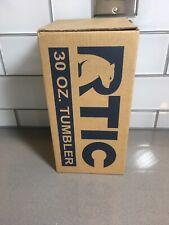 RTIC 30 oz Tumbler Matte Navy Blue