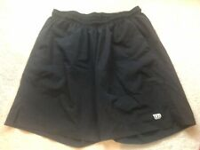 Mens Black Wilson Shorts - Size XL