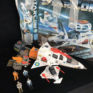 Starcom Vehicle Star Fleet Action Set StarMax Bomber With Original Box