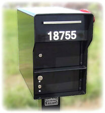 FORT KNOX MAILBOX ~ Senator Model ~ w/ Separate Locking Parcel or Package Area