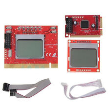 Sintech laptop Mini PCI-e express/desktop PC motherboard test debug card PTI8