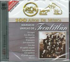 Mariachi Vargas De Tecalitlan CD NEW 100 Anos De Musica ALBUM Con 40 Canciones !