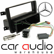CT24MB01 Mercedes Benz VIANO W638 2003-2006 Car Stereo Facia Steering Volume Kit