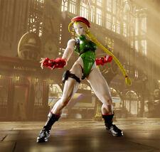 Street Fighter V - Cammy S.H. Figuarts Action Figure (Bandai/Tamashii Nations)
