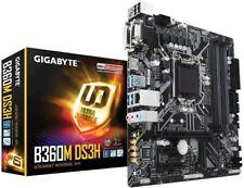 Gigabyte Motherboard B360M DS3H Socket 1151 Micro ATX Intel