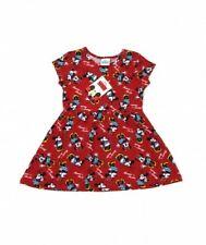 Disney 'Minnie Mouse' Girls Red Dress, new
