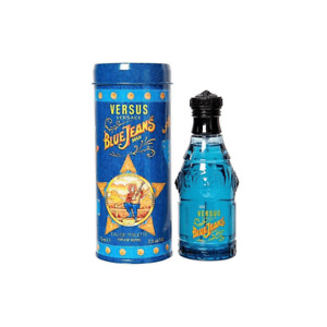 Versace Blue Jeans Eau de Toilette Men's Aftershave Spray (75ml)