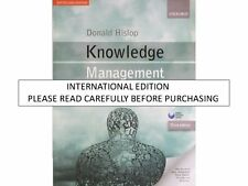 Knowledge Management in Organizations: A Critical Introduction, 3rd ed. by Donal