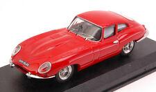 Jaguar E Type Coupe' 1962 Red 1:43 Model BEST MODELS