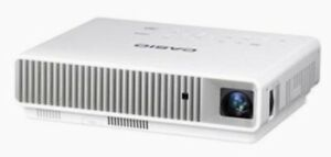 Casio Signature XJ-M246 3D Ready DLP Projector - 720P - HDTV - 16:10
