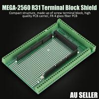 Prototype Screw Terminal Block Shield Board Kit For Arduino MEGA 2560 R3 DIY GDT