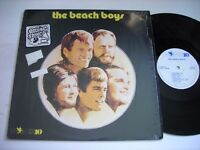 SHRINK The Beach Boys Self Titled 1981 LP VG++
