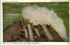 WW1 WWI Propaganda - L'Angleterre Prête à Frapper (13) - Marina Militare - PV966