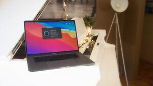 macbook pro 16 i9 2.4ghz 2TB AMD 64gb Memory AMD Radeon Pro 5500M 8 GB