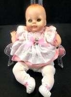 Vintage Rare Molded Hair Vogue 1964 Baby Dear Doll by Eloise Wilkins 1960 12""