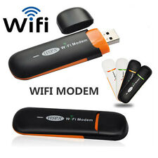 WIRELESS MODEM ROUTER WIFI 3G PORTATILE SUPPORTA SIM SD HSPA UMTS CHIAVETTA USB