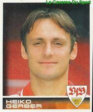 421 HEIKO GERBER DEUTSCHLAND VFB STUTTGART STICKER BUNDESLIGA 2001 PANINI