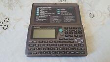 Casio sf-4700c Digital Diary 64kb-vintage