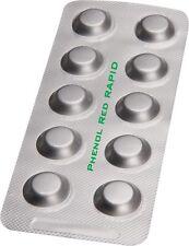60 Rapid Testtabletten pH-Wert Phenol Red