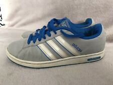 Mens Adidas Neo Shoes Grey Casual Trainers SIZE UK 6