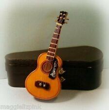 Dolls House Miniature Spanish Guitar  musical instrument 1:12 Streets Ahead
