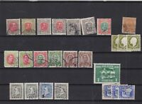 iceland mounted mint+used  stamps  ref 11311