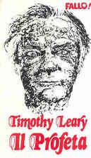 TIMOTHY LEARY CONTROCULTURA UNDERGROUND DROGA LSD QUATTROCCHI FALLO!