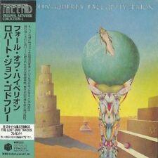 CD de musique rock progressif japan