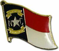 State of South Dakota SD Flag Bike Motorcycle Hat Cap lapel Pin