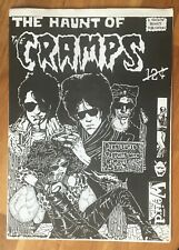 The Haunt Of The Cramps - Comic by Kris Guido Published by Rockin' Bones