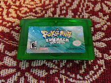 Pokemon: Emerald Version (Nintendo Game Boy Advance, 2005) - GBA - Does Not Save