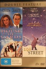 HOUSE OF CARDS & 29TH STREET RARE DELETED DVD OOP FILM ANTHONY LAPAGLIA