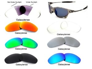 Galaxy Replacement Lenses For Oakley Juliet Sunglasses 7 Color Special Offer!