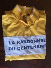 MAGLIA TOUR DE FRANCE LA RANDONNEE DU CENTENAIRE CICLISMO MAILLOT JERSEY SHIRT