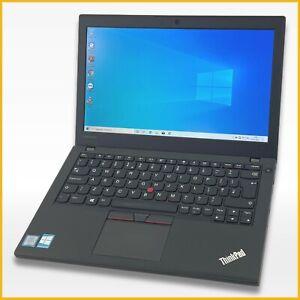 Lenovo Thinkpad X270 Core i5 2.30GHz 8GB DDR4 180GB Webcam Windows 10 Laptop