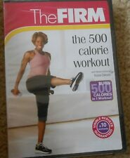 The Firm 500 Calorie Workout Kelsie Daniels DVD Fitness Exercise Cardio New