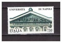 S17956) Italy 1992 MNH Naples University 1v