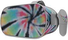 Skin Wrap for Oculus Go Tie Dye Swirl 109